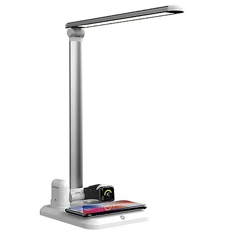 GYLNAI Lámpara de Escritorio LED, lámparas de Mesa para Ojos ...