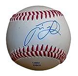 Philadelphia Phillies Jorge Alfaro Autographed Hand Signed Baseball with Proof Photo, Texas Rangers, COA