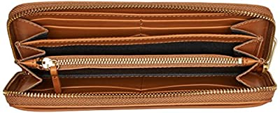 Skagen Continental Zip Wallet Wallet