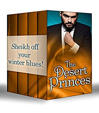 book cover of The Desert Princes