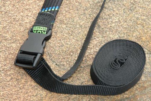 Rok bretelles 18 10 pieds r/églable Tie Down With Hooks