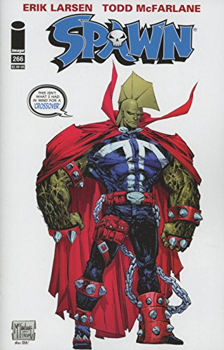 Spawn #266 Cover B Variant ()