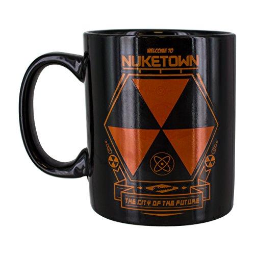 Paladone Call Duty Nuketown Heat Change Coffee Mug