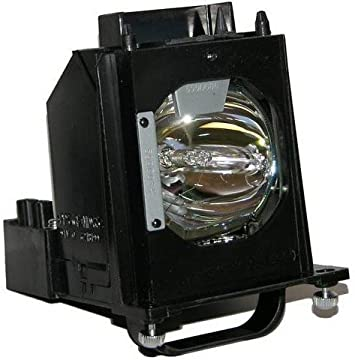 Lamp Housing For Mitsubishi WD-65737 WD65737 Projection TV Bulb DLP