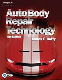 Auto body repair technology james e duffy 9781133702856 amazon customers who viewed this item also viewed fandeluxe Choice Image
