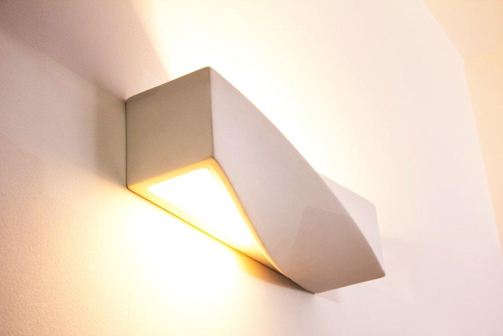 Lampade da parete design moderno gong lampade da tavolo - Lampade muro design ...