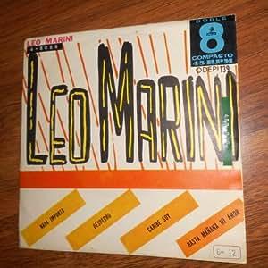 Caribes - Leo Marini - Volumen V (45 Rpm Vinyl Odeon) - Amazon.com