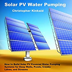 Solar PV Water Pumping