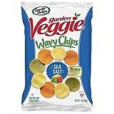 Sensible Portions Garden Veggie Chips, Sea Salt, 7 oz.