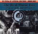 : The Real Music Box: 25 Years of Rounder Records