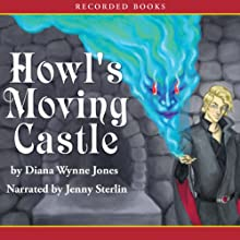 Howl's Moving Castle  Audiobook by Diana Wynne Jones Narrated by Jenny Sterlin