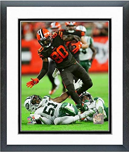 Jarvis Landry Cleveland Browns 2018 Action Photo (Size: 12.5