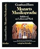 img - for Mozarts Musiksprache: Schlussel zu Leben und Werk (German Edition) book / textbook / text book
