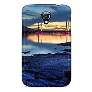 [PqjlgBl102hFfHq] - New Beautiful Lit Bridge Protective Galaxy S4 Classic Hardshell Case