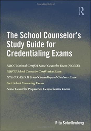 Amazon.com: The School Counselor\'s Study Guide for Credentialing ...