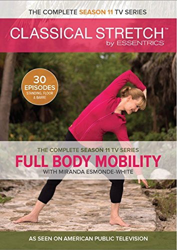 Classical Stretch The Complete Season 11 Full Body Mobility by