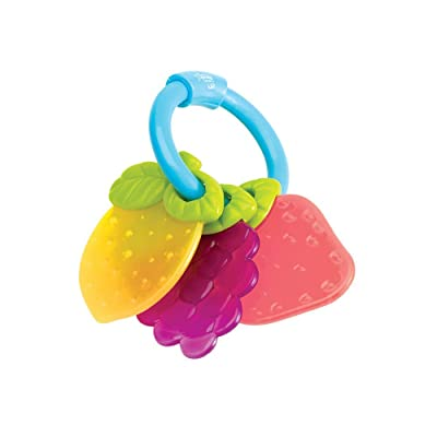 First Years LC23025 Learning Curve Baby Fruity Teether : Best Teether : Baby