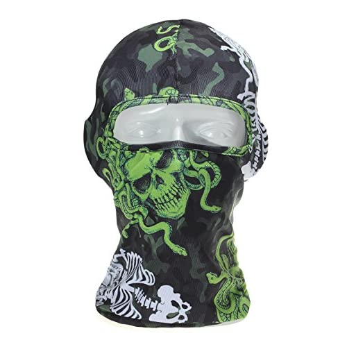 Nice Balaclava Face Mask Windproof Breathable Elastic Cool Fabric Hood For Outdoor Sports Ski Fishing Hunting Hiking Cycling Helmet Liner for cheap