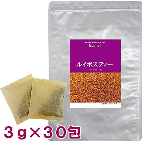 オーガニックルイボスティー30包【DM便送料無料】