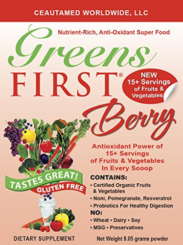 Greens First - Berry - 10.16 Ounce (2 Pack) Photo #2