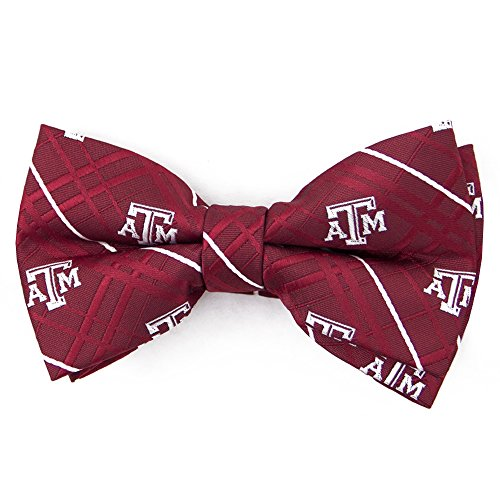Eagles Wings Texas A&M University Oxford Bow Tie ()