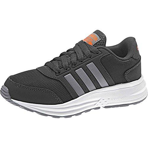 Adidas cloudfoam Saturn K–Chaussures de deportepara enfants, gris–(grpudg/gris/narsol), -31