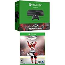 Xbox One 500GB Gears of War Ultimate and NHL 16 Bundle