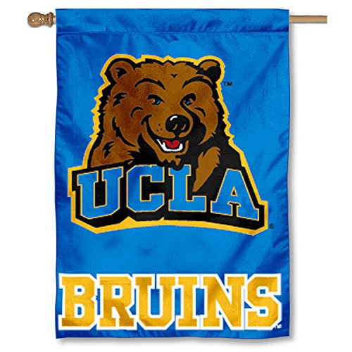 UCLA Bruins Los Angeles University College House Flag