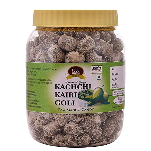Kachchi Kairi (Raw Mango) Goli – Indian Candy 500 Gm (17.64 OZ)