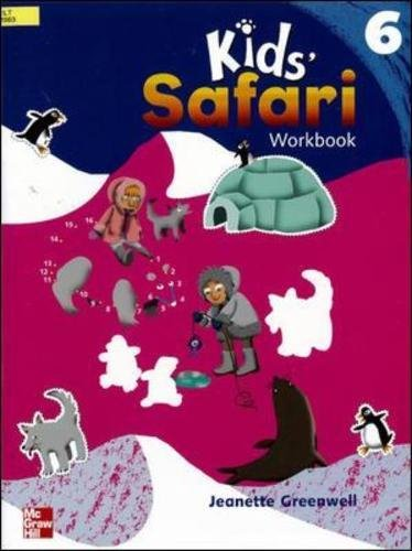 Kids' Safari Workbook 6 pdf epub