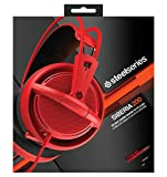 SteelSeries Siberia 200 Gaming Headset - Forged Red (formerly Siberia v2)