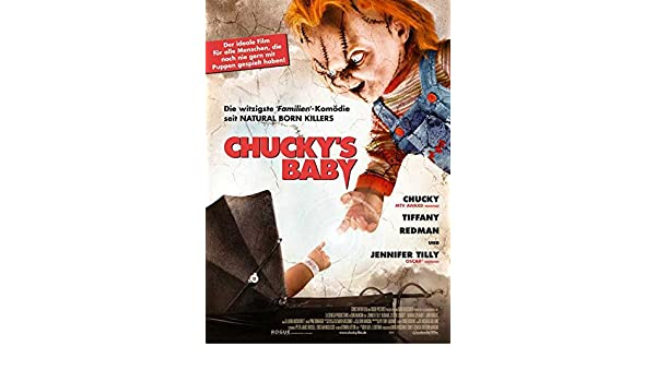 Chucky Childs Play high quality 11 x 17 poster