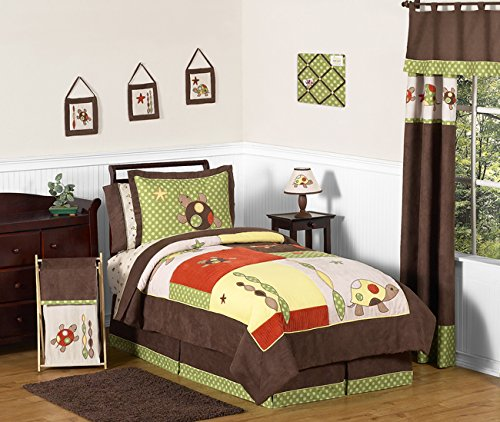 Sea Turtle 4 Piece Boys Twin Ocean Bedding Set Collection