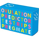 Best Ovulation Tests - PREGMATE 30 Ovulation Test Strips LH Surge OPK Review
