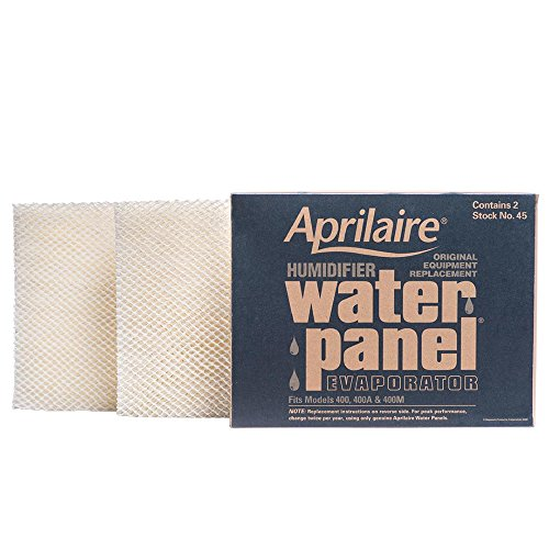 Aprilaire 45 Water Panel Evaporator, 2-Pack - Panel Replacement Filter