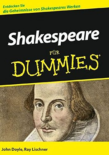 Shakespeare für Dummies