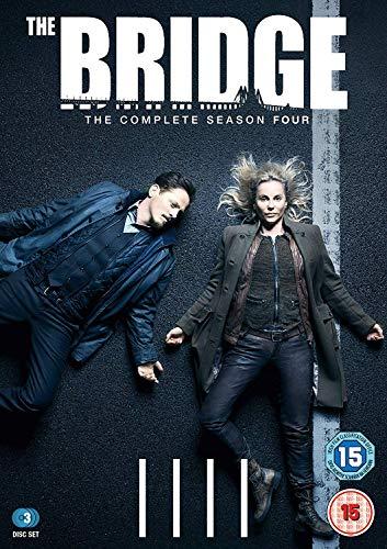 Top 9 best the bridge dvd season 1-4