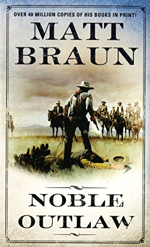 book cover of Noble Outlaw