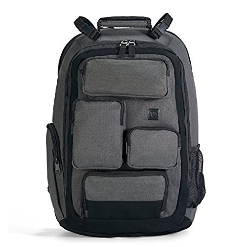 Diaper Dude Canvas Diaper Bag Backpack Baby Pocket Pack Organizer Large, Roomy Bag with Wipeable Changing Pad for - Dude Sunglasses
