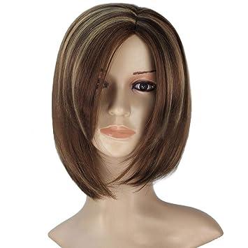 Amazon.com   Kadola Wigs For White Women Fashion Women s Sexy Full ... a39fff9700