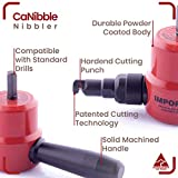 CaNibble Professional Nibbler Bundle - Made in