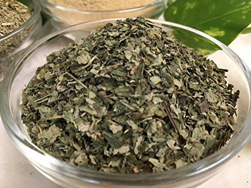 Organic Lemon Balm Leaf Dried ~ 1 Ounce ~ Melissa - Leaves Melissa