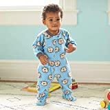 GERBER Baby Boys' 2-Pack Blanket Sleeper, camo, 12
