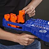 NERF E2853EU5 NER Elite Trilogy DS 15, Multicolour