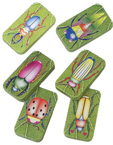 Toy Assorted Insect Design Clicker