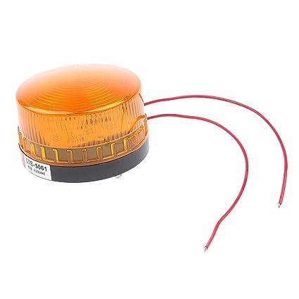 C2K Warning Strobe Beacon Alarm Light Signal Tower Lamp Water Proof AC220V LED - Easy to Install
