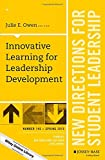 Innovative Learning for Leadership Development, SL 145, Wiley, 1119067294