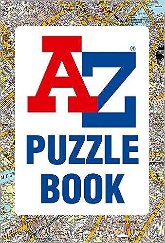 A Z Puzzle Book