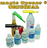 magic Opener ORIGINAL - 3 in 1 Bottle Opener - Magnetic, Ergonomic - Twist Off Openers