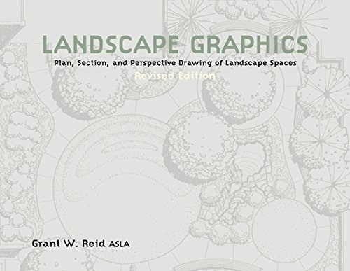 Landscape Graphics: Plan, Section, and Perspective...